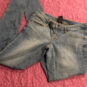 Mossimo used jeans